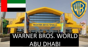 Walkthrough - Warner Bros World Abu Dhabi ورنر بروز ابو ظبي