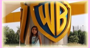 Warner Bros World (WB WORLD) ABU DHABI - YAS ISLAND || REVIEW VLOG BY GABRIELLA BARBAR!!!