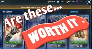 Worth It Series  Gear 12 Finisher Packs  star wars galaxy of heroes swgoh