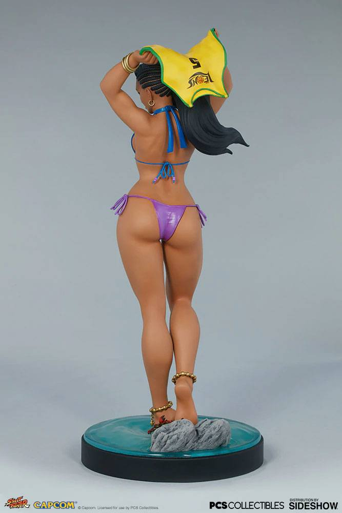 Street Fighter Laura Statue 44cm by PCS Collectibles
