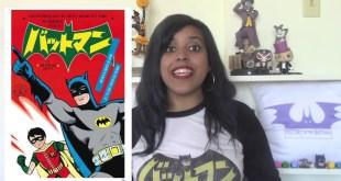 A History of Bat-Manga by History of the Batman!