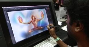 Comic Con 2017 - Bengaluru | Concept Art