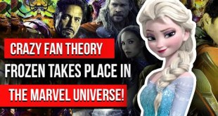 Crazy Fan Theory: Frozen 2 Takes Place in Marvel Cinematic Universe