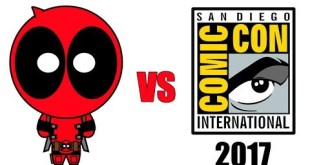 Deadpool vs San Diego Comic-Con SDCC 2017
