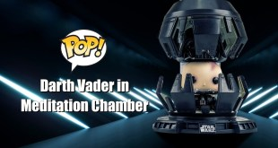 Deluxe The Empire Strikes Back Darth Vader Pop!