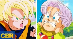Dragon Ball: 10 Times Goten Was Heavily Underestimated