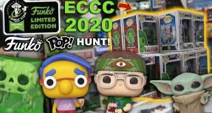 ECCC 2020 Funko Pop Hunt! (Tons of Exclusives)