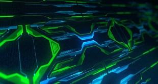 FREE Sci-Fi Futuristic Background | 4K Loopable