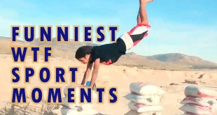 Funniest WTF Sports Moments || Funny Videos