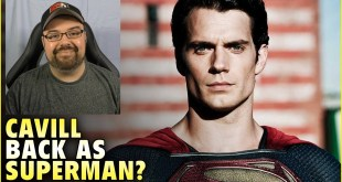 Henry Cavill back in the DCEU?