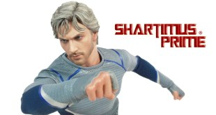 Hot Toys Quicksilver Marvel's Avengers Age of Ultron 1:6 Scale Collectible Action Figure Review