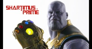 Hot Toys Thanos Avengers Infinity War 1:6 Scale Marvel Studios Movie Collectible Figure Review