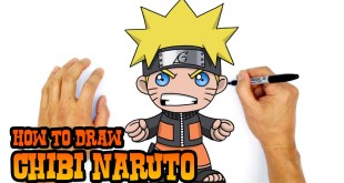 How to Draw Naruto | Naruto Shippuden