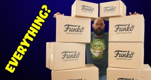 I Bought Almost Every Funko Pop At The Funko Shop! Unboxing + A Chase!