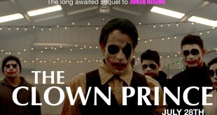 JOKER RISING 2 The Clown Prince - Feature Length DC Joker Fan Film