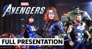 Marvel's Avengers - FULL War Table Gameplay Reveal Event