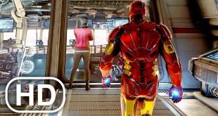 Marvel's Avengers Free Roam Gameplay Demo NEW Iron Man/Hulk/Captain America HD