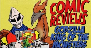 Marvel's Godzilla, King of the Monsters  - MIB Comic Reviews Ep 6