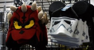 Merchandise at Star Wars Weekends 2012 - Darth's Mall at Disney's Hollywood Studios