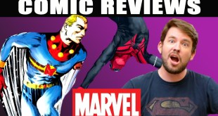 Miracleman #1 & All MARVEL COMIC Reviews for Jan 15