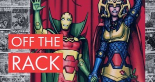 Mister Miracle ENDS and New Comics Reviews! - Off the Rack