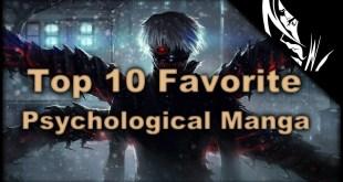 Best Psychological Manga