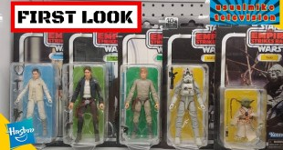 STAR WARS ACTION FIGURE NEWS FIRST LOOK AT 40TH ANNIVERSARY EMPIRE STRIKES BACK ACTION FIGURES!