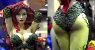 Sideshow & Hot Toys: Harley Quinn, Poison Ivy's Butt & More!