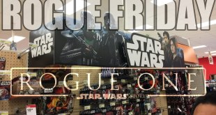 Star Wars: Rogue One Rogue Friday Midnight Merchandise Madness!