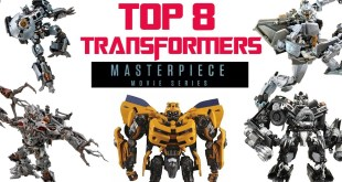 TOP Transformers Masterpiece Movie figures