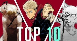 The 10 Best Ongoing Manga