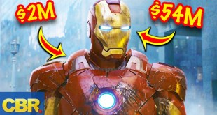 The Actual Cost Of A Real Life Iron Man Suit