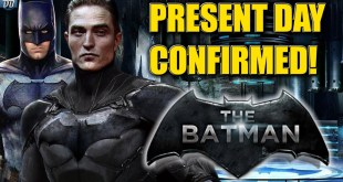 The Batman CONFIRMED To Be In Present Day | DCEU Explained