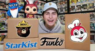 The First Funko Pop Unboxing of 2020