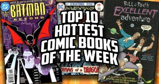 The Top 10 Hottest Selling Comic Books of the Week // Top 10 Comic Countdown // KeyCollectorComics