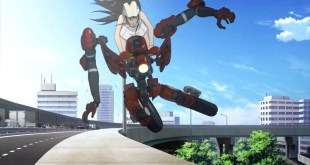 Top 10 Mecha/Action Anime