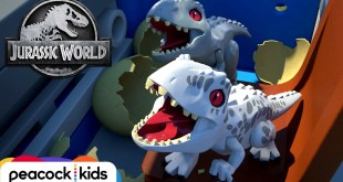 Trailer | LEGO JURASSIC WORLD: DOUBLE TROUBLE