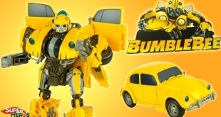 Transformers Bumblebee Power Charge Coccinelle Cox Beetle Hasbro Jouet Robot Toy Review Youtube Kids