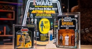 Vintage Star Wars Collectibles Showcase!