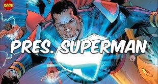 "Who is DC Comics' President Superman? Kryptonian ""P.O.T.U.S."""