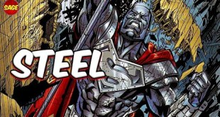 "Who is DC Comics' Steel? ""Iron Man"" with a ""Mjolnir"""