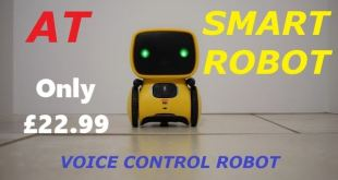 Gilobaby Interactive Robot Toys Kids w/ Voice Control only £22.99