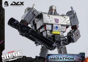 Threezero Transformers Figures - War For Cybertron Megatron & Optimus Prime DLX