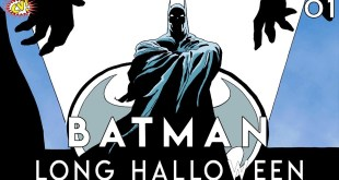 Batman The Long Halloween - 01 || The Beginning || DC Comics in Hindi || #ComicVerse