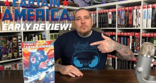 CAPTAIN AMERICA OHC by Ta-Nehisi Coats EARLY REVIEW | MARVEL COMICS