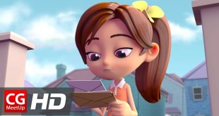 "CGI Animated Short Film HD ""Spellbound "" by Ying Wu & Lizzia Xu 