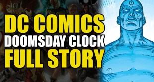 Doomsday Clock: Full Story | Comics Explained