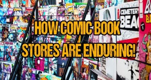 How Comic Book Stores are Enduring with no new comics!