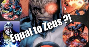 How Strong is Darkseid { Uxas } - New 52 and Up - DC COMICS