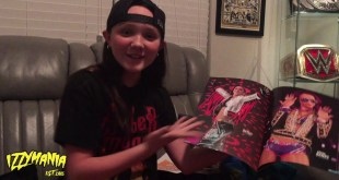 IzzyMania's WWE Evolution Merchandise Haul and Review